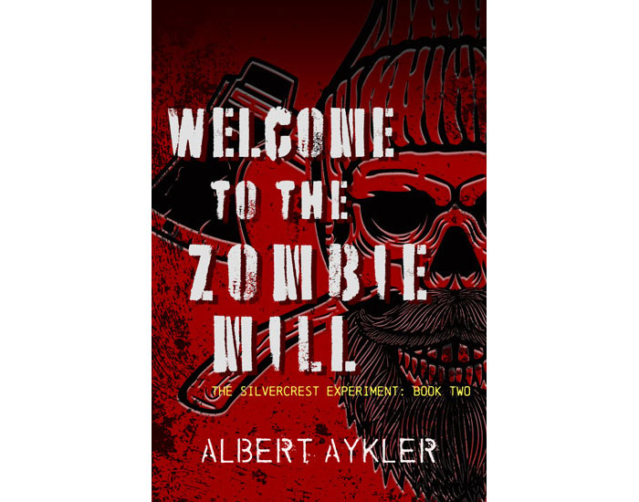 Welcome to the Zombie Mill cover