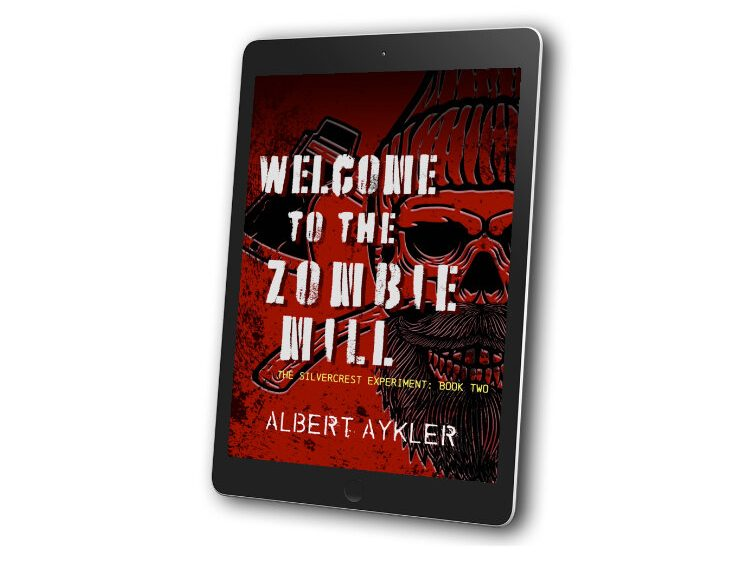 Welcome to the Zombie Mill ebook cover