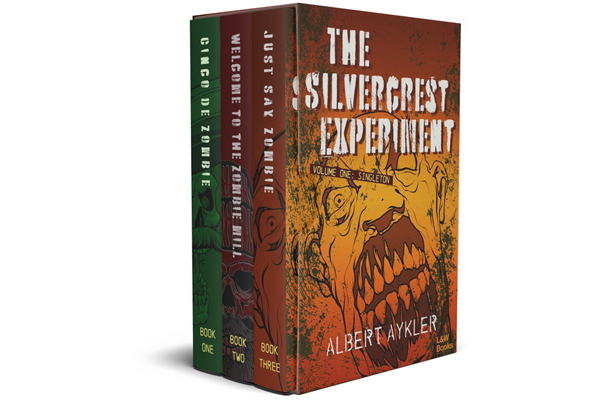 silvercrest experiment volume 1 - box set image