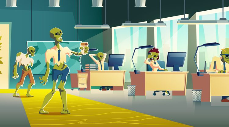 green-zombies-at-work